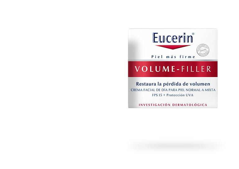 Eucerin VOLUME-FILLER Crema de Día para piel normal a mixta