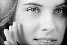 Como blanquear la piel por el almidón